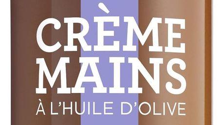 COMPAGNIE DE PROVENCE Krém na ruce Levandulové pole 300 ml, fialová barva, hnědá barva, plast