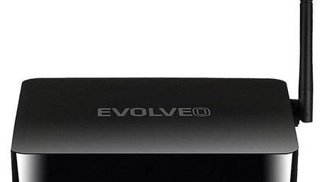 Multimediální centrum Evolveo MultiMedia Box M8 (MMBX-M8-HDR) USB Flash Evolveo 32GB, USB 3.0 černý v hodnotě 219 Kč