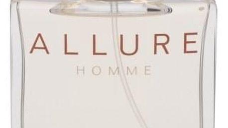 Chanel Allure Homme 50 ml toaletní voda pro muže