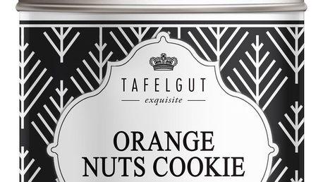 TAFELGUT Ovocný čaj Orange Nuts Cookie - 170 gr, černá barva, kov