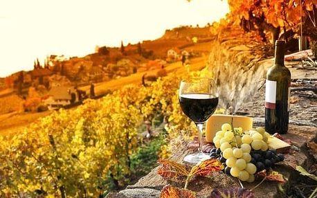 Jižní Morava: vinařský pobyt a krásy Znojma