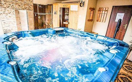 Polské Beskydy v Hotelu Gwarek Ustroń s polopenzí, venkovním bazénem a wellness