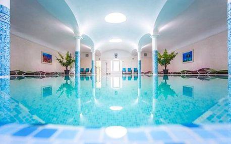 Maďarsko v moderním Termal Hotelu Mesteri *** propojeném s lázněmi + polopenze