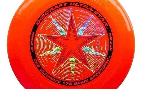 Frisbee Discraft Ultimate Ultra-star orange