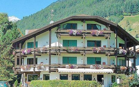 Italské Alpy v hotelu s neomezeným wellness a polopenzí + bazén a platnost do října 2019