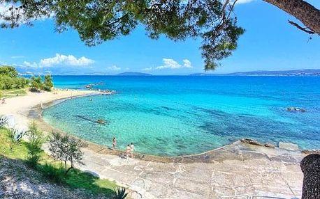 Chorvatsko u moře na 5 a 8 dní s all inclusive a delegátem + 2 děti ZDARMA