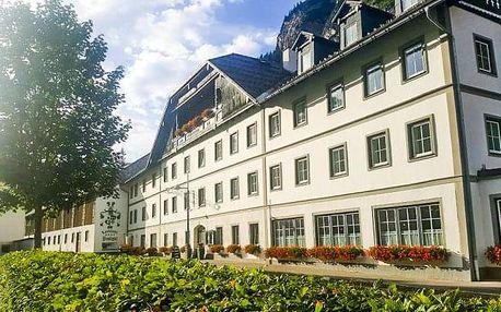 Horní Taury: Landhotel Postgut **** s polopenzí a wellness s čajovým koutkem