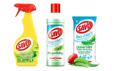 SAVO Economy pack small