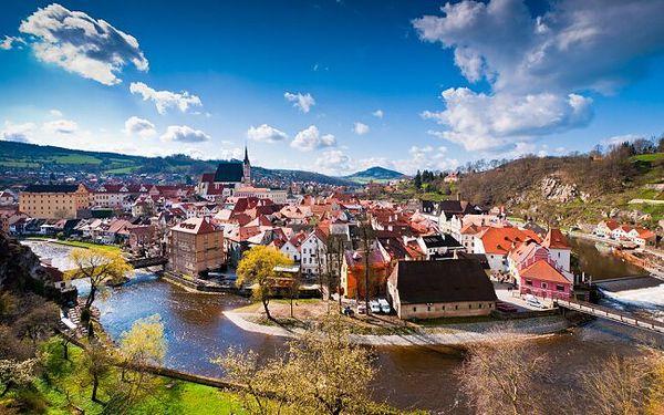 Jižní Čechy v Hotelu Alf *** s polopenzí blízko památek UNESCO