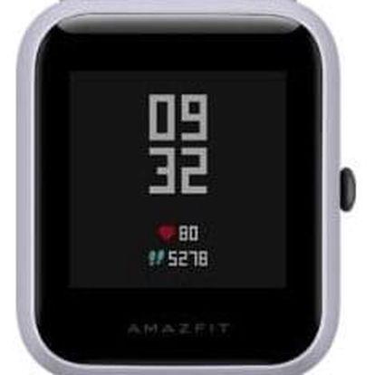 Chytré hodinky Xiaomi Amazfit Bip šedý (17169)