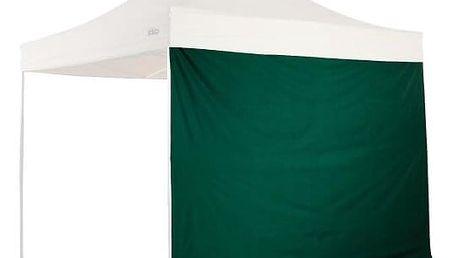 STILISTA 8669 Sada 2 bočních stěn na stan 3x3 zelená
