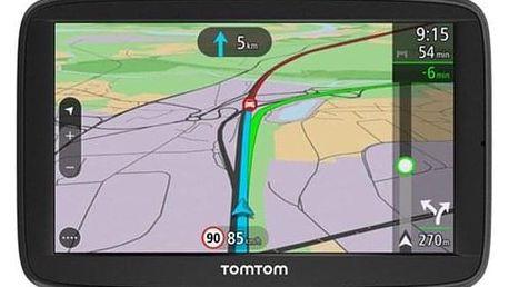 Tomtom VIA 52 Europe LIFETIME mapy černá (1AP5.002.00)