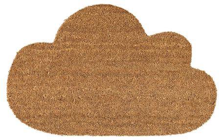 Bloomingville Rohožka Cloud, hnědá barva, proutí