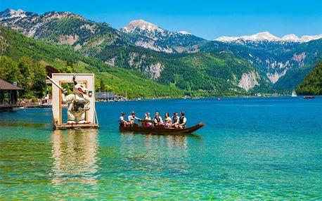 Festival narcisů v Rakousku   Jednodenní zájezd do Rakouska
