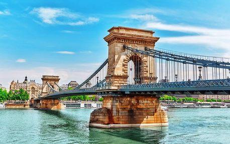 Budapešť, Ostřihom a zámek Gödöllö | 2 noci se snídaní | 3denní poznávací zájezd do Maďarska