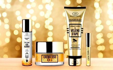 Luxusní pečující kosmetika značky LR Wonder