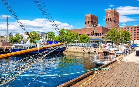 Tři severské metropole – Oslo, Stockholm, Kodaň | 2 noci se snídaní | 5denní poznávací zájezd do Skandinávie