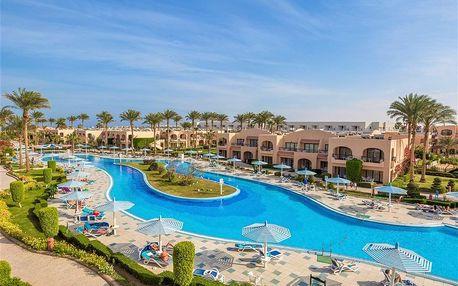 Egypt - Hurghada letecky na 12 dnů, all inclusive