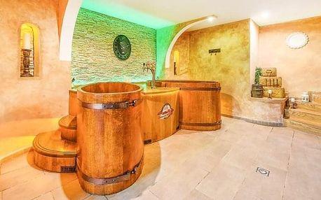 Beskydy v Hotelu Beskyd s wellness, polopenzí a 50% slevou na pivní koupel