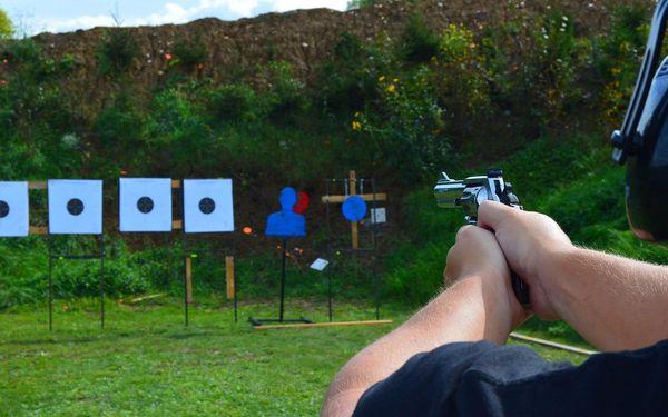 Nadupané střelecké balíčky pro jednoho i dva