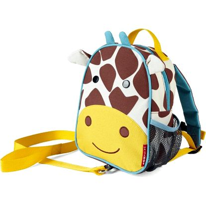 SKIP HOP Zoo Batoh Mini-Žirafa