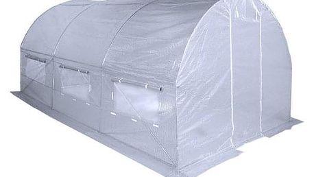 Home&Garden Fóliovník 250 cm x 400 cm (10 m2) bílý
