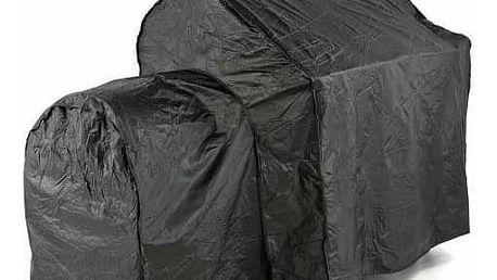 Garthen SMOKER 40809 Ochranný obal na gril - černý 150x72 cm