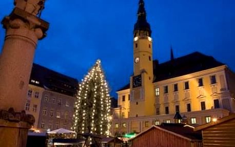 Vánoční Bautzen a Königstein, Bautzen, Německo, autobusem, bez stravy