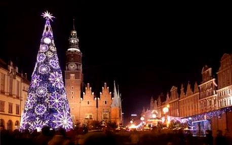Vánoční Krakow, Poznávací zájezdy - Polsko, Polsko, autobusem, bez stravy