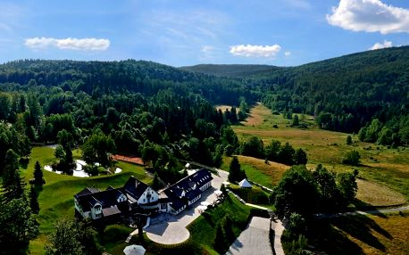 Polsko: Hotel Chojnik