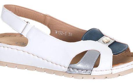 Chun.sen Dámské sandály na platformě