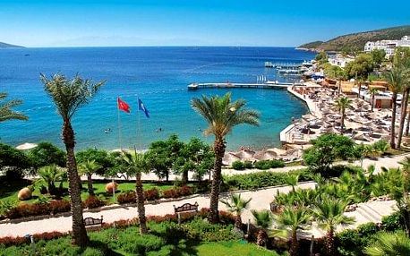 Turecko - Bodrum letecky na 8-15 dnů, ultra all inclusive