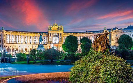 Vídeňský hotel Klimt*** na 1 až 3 noci se snídaní a lahví vína