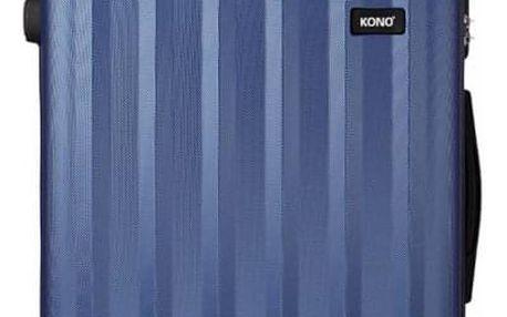Dámský námořnicky modrý kabinový kufr Trip 1773