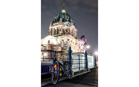 Berlín - Festival světel, Braniborsko, Německo, autobusem, all inclusive