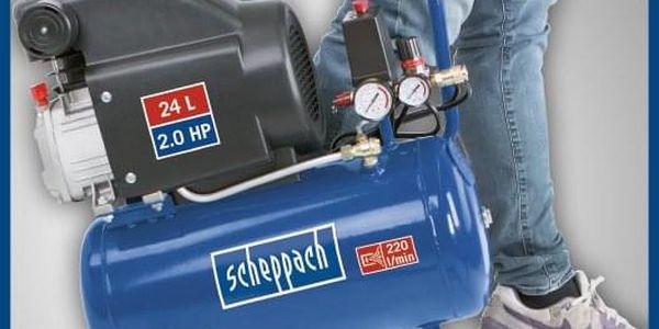 Kompresor Scheppach HC 252