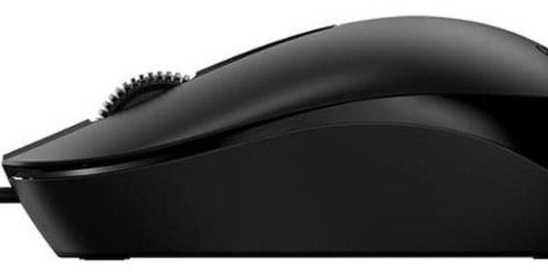 Klávesnice s myší Genius KMS U130 + reproduktory černá (31280005403)5