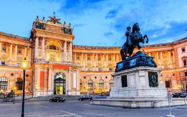 Hotel ve Vídni blízko centra s dětmi do 17 let zdarma od 1 do 3 nocí