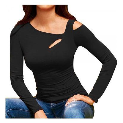 Dámské tričko s dlouhým rukávem Tabitha