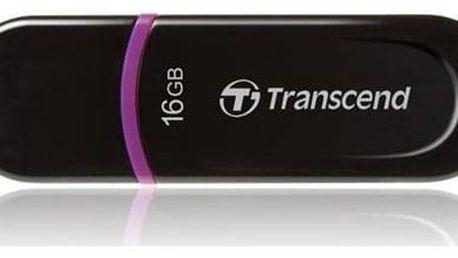 Transcend JetFlash 300 16GB černý (TS16GJF300)