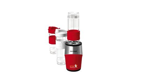 Stolní mixér Concept Active Smoothie SM3386 červený