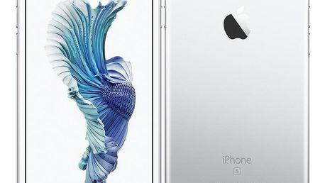 Mobilní telefon Apple iPhone 6s 32GB- Silver (MN0X2CN/A)