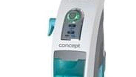 Parní mop Concept Perfect Clean CP3000 bílý/modrý