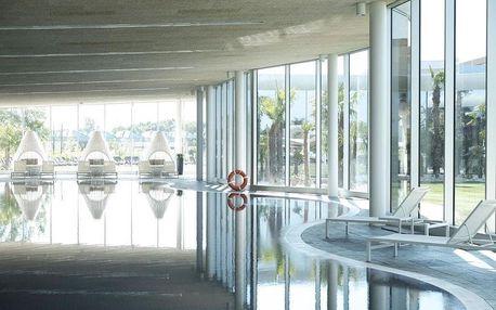 Körmend, hotel MJUS World resort & Thermal Park s wellness neomezeně