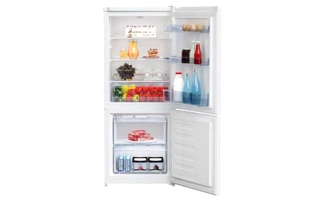 Chladnička s mrazničkou Beko RCSA 210 K20W bílá