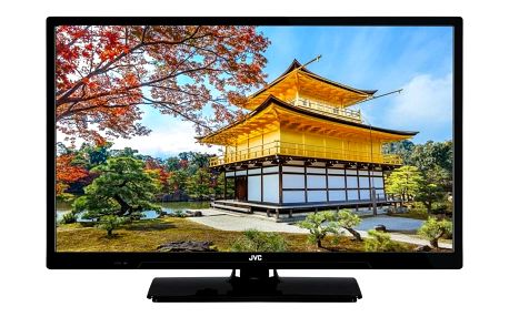 Televize JVC LT-24VH52L černá
