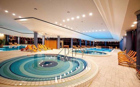 Bük, Greenfield Hotel golf & Spa s all inclusive a neomezeným wellness