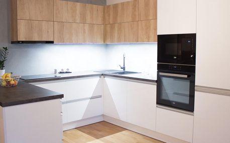 3D grafický návrh kuchyňské sestavy od profesionálů