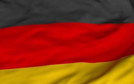 20 hodin němčiny se slevou - začátečníci: Čt 8:00 - 9:30