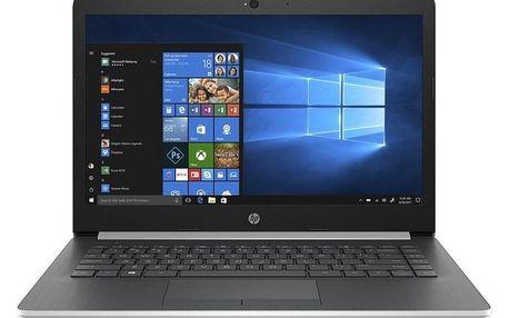 HP 14-dg0001nc stříbrný (4XX11EA#BCM)